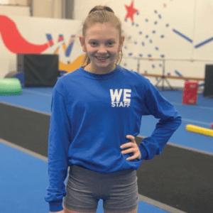 World Elite Kids Jr Coach - Alexa R.