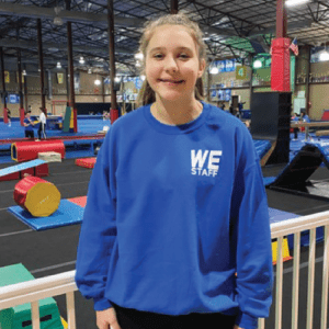 World Elite Kids Jr. Coach - Ana S.