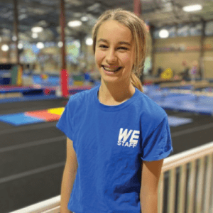 World Elite Kids Jr Coach - Eva P.